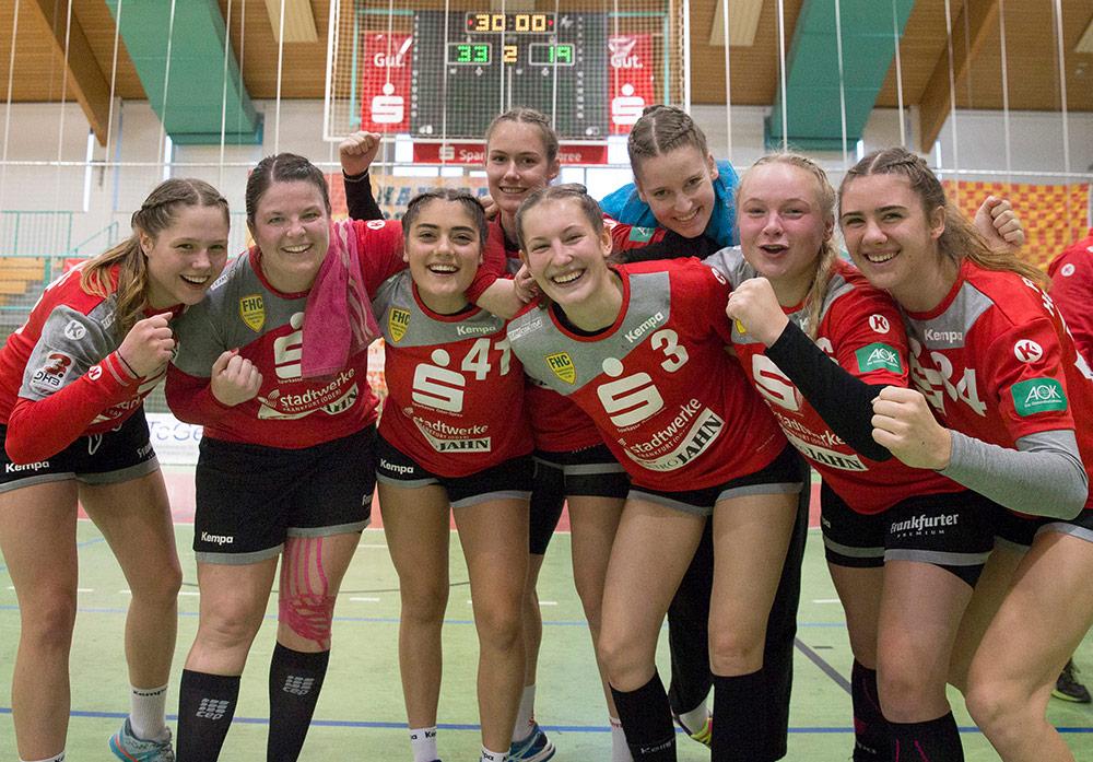 News Frankfurter Handball Club 3 Liga
