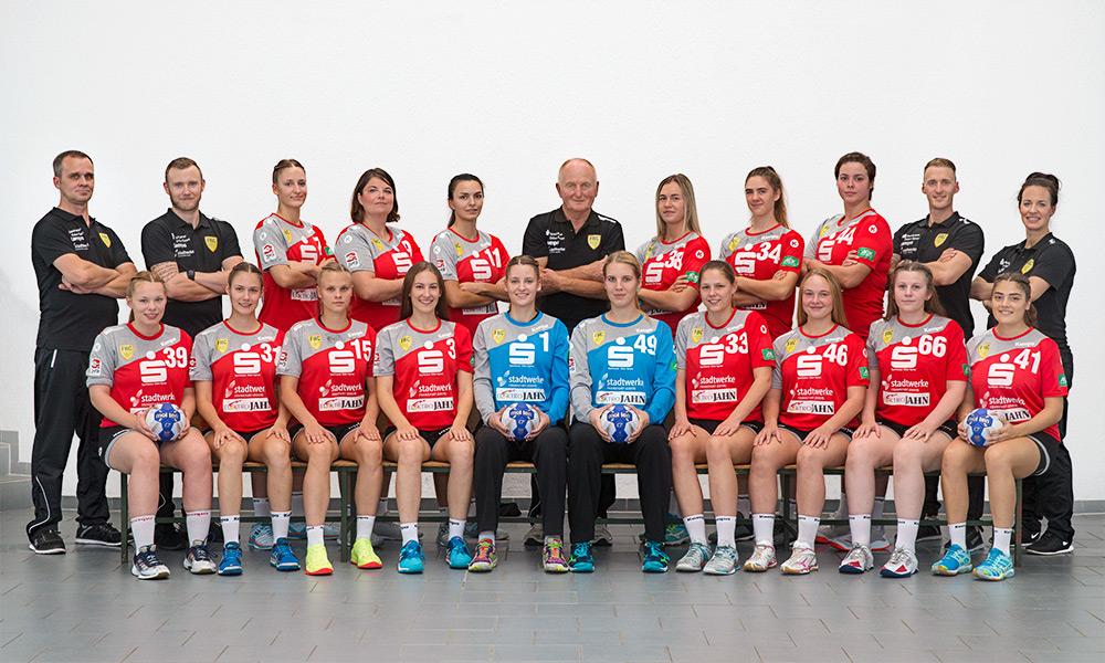 Frankfurter Handball Club 3 Liga Fhc Mannschaft